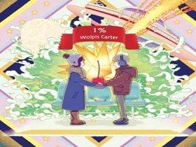 Wolpis Carter最新《1%》音乐数字专辑mp3版-百度网盘下载