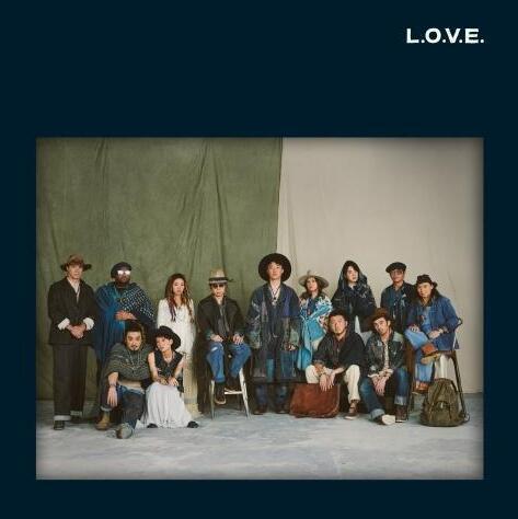 陈奕迅《L.O.V.E.》音乐数字专辑-百度网盘下载