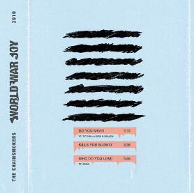 烟鬼组合《World War Joy…Do You Mean》音乐数字专辑mp3-百度网盘下载