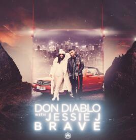 Jessie J(婕茜) – Brave(新歌首发).高品质音乐mp3+歌词版-百度网盘免费下载