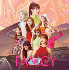 TWICE《FANCY YOU》音乐数字专辑mp3-百度网盘下载