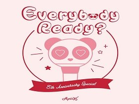 Apink – Everybody Ready(新歌首发).高品质音乐mp3+歌词版-百度网盘免费下载