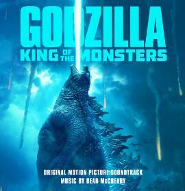 《哥斯拉2:怪兽之王》电影原声大碟-音乐专辑mp3版-百度云网盘下载