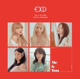 EXID《WE》音乐数字专辑mp3版-百度网盘下载