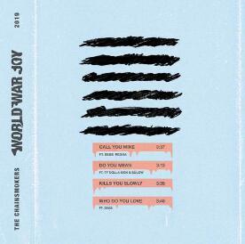 烟鬼组合《World War Joy…Call You Mine》音乐数字专辑mp3版-百度网盘下载