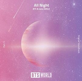 BTS(防弹少年团) – All Night(新歌首发).高品质音乐mp3+歌词版-百度网盘免费下载