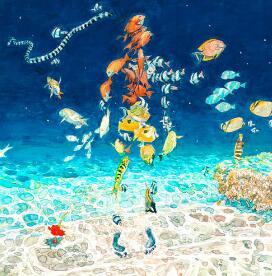 米津玄師 – 海之幽灵(新歌首发).高品质音乐mp3+歌词版-百度网盘免费下载