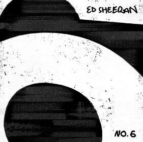 Ed Sheeran《No.6 Collaborations Project》音乐录音室专辑-高品质mp3-百度网盘下载-江城亦梦