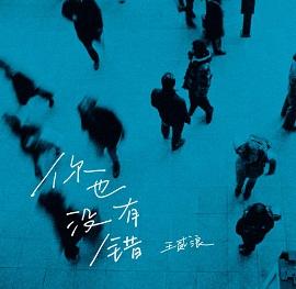王贰浪 – 你也没有错(新歌首发).高品质音乐mp3+歌词-百度网盘下载-江城亦梦
