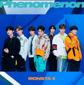 Monsta X《Phenomenon》音乐数字专辑mp3-百度网盘下载-江城亦梦