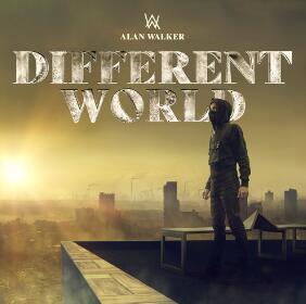 艾伦沃克《Different World》音乐专辑mp3-百度网盘下载-江城亦梦