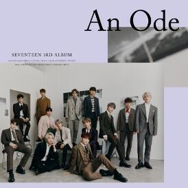 SEVENTEEN《SEVENTEEN 3RD ALBUM'An Ode'》音乐专辑mp3-百度网盘下载-江城亦梦