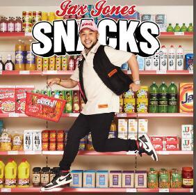 Jax Jones《Snacks》音乐专辑mp3-百度网盘下载-江城亦梦