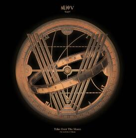 威神V《Take Over The Moon》音乐EP专辑-百度网盘下载-江城亦梦