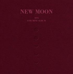 AOA《NEW MOON》音乐EP专辑-百度网盘下载-江城亦梦