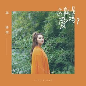 杨胖雨《这就是爱吗》高品质音乐mp3-百度网盘下载-江城亦梦