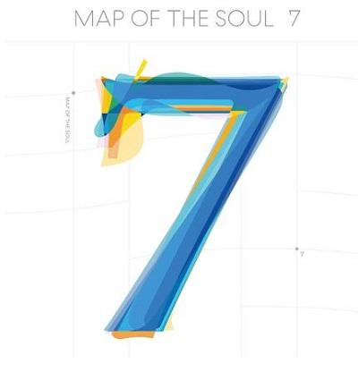 BTS (防弹少年团)《MAP OF THE SOUL : 7》最新音乐专辑-百度网盘下载-江城亦梦