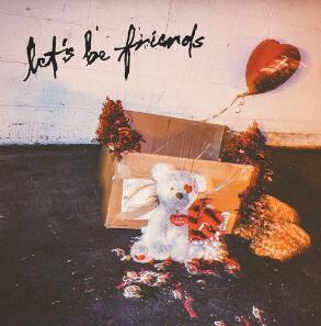 蹲妹《Let's Be Friends》高品质音乐mp3-百度网盘下载-江城亦梦