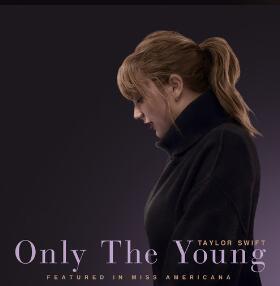 霉霉《Only The Young》高品质音乐mp3-百度网盘下载-江城亦梦