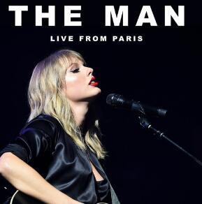 霉霉《The Man (Live From Paris)》高品质音乐mp3-百度网盘下载-江城亦梦