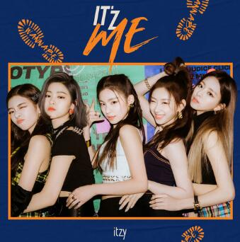 ITZY《IT'z ME》音乐EP专辑-百度网盘下载-江城亦梦