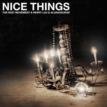 远东韵律/刘宪华《Nice Things(中文+英文版)》高品质音乐mp3-百度网盘下载-江城亦梦
