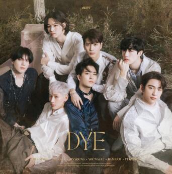 GOT7《DYE》音乐EP专辑-百度网盘下载-江城亦梦