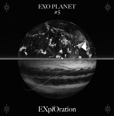EXO《EXO PLANET #5 –EXplOration– Live Album》音乐LIVE专辑-百度网盘下载-江城亦梦