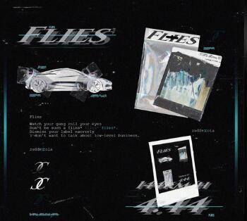 Cola / Capper《Flies》说唱音乐专辑精选-网盘下载-江城亦梦