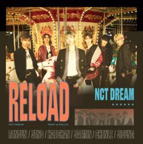 NCT DREAM《Reload》音乐EP专辑-百度网盘下载-江城亦梦