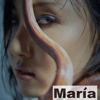 华莎 (화사)《María》音乐EP专辑-百度网盘下载-江城亦梦