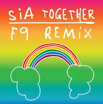 Sia(希雅)《Together(3个版本)》高品质音乐mp3-百度网盘下载-江城亦梦