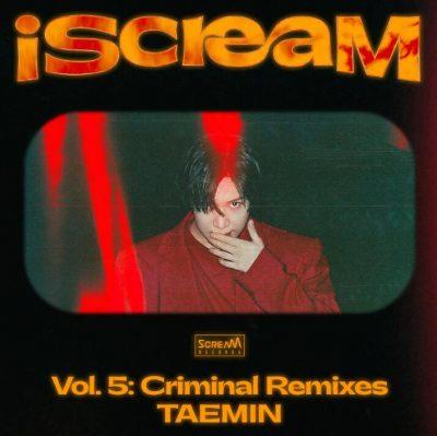 【音乐热点】泰民《Criminal》Remix版本于9.29公开