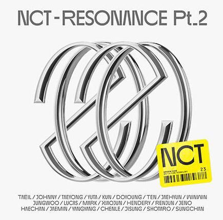 NCT《NCT – The 2nd Album RESONANCE Pt.2》音乐专辑-百度网盘下载-江城亦梦